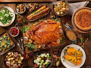 Orthodontist Dr. Zohreh Rasouli at Oyster Bay Orthodontics offers helpful advice for Thanksgiving dinner with braces